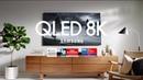 Nauti Samsung QLED 8K television tavallisuudesta poikkeavista katseluelämyksistä