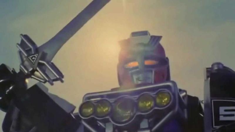 Trailer REcut - Pacific Rim (Power Rangers version)