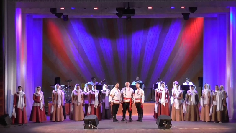 Часть 2| Концерт 22 сентября 2019 | Ансамбль песни и танца Россия