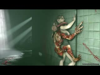 Dangerous tunnel claire redfield