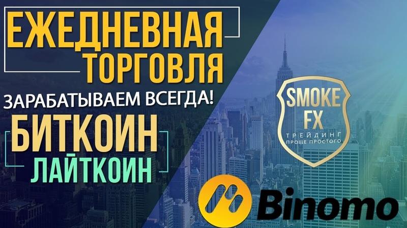 Опционная торговля у Binomo.com   Заработок без риска у брокера БИНОМО