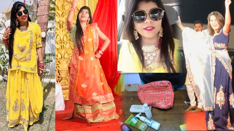 Vlog 92 : Traditional Wedding | Sangeet Dance | How i Pack When i travel Alone | BHOPAL Vlogs
