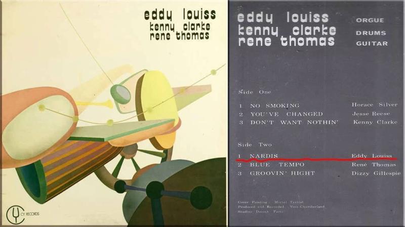 Eddy Louiss Nardis