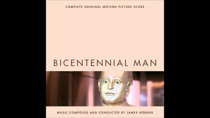 01 - The Machine Age - James Horner - Bicentennial Man