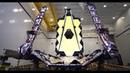 B-roll: Landmark Achieved as NASA's Webb Telescope Comes Together