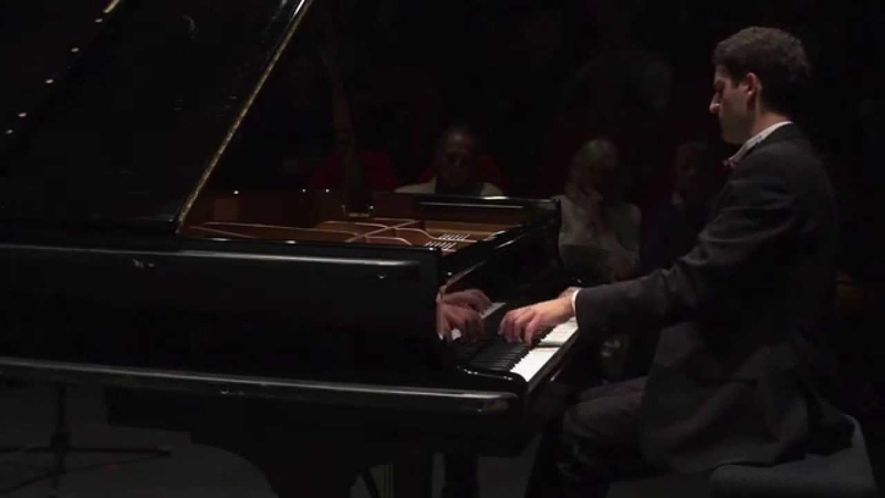 Nikita Mndoyants plays J S Bach