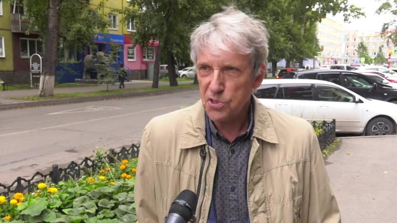 Готовность городских автомагистралей: комментарий представителя архограда Абакан 24