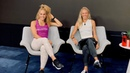 Jess Sims Becs Gentry: Step Into Your Journey with Peloton   Talks at Google