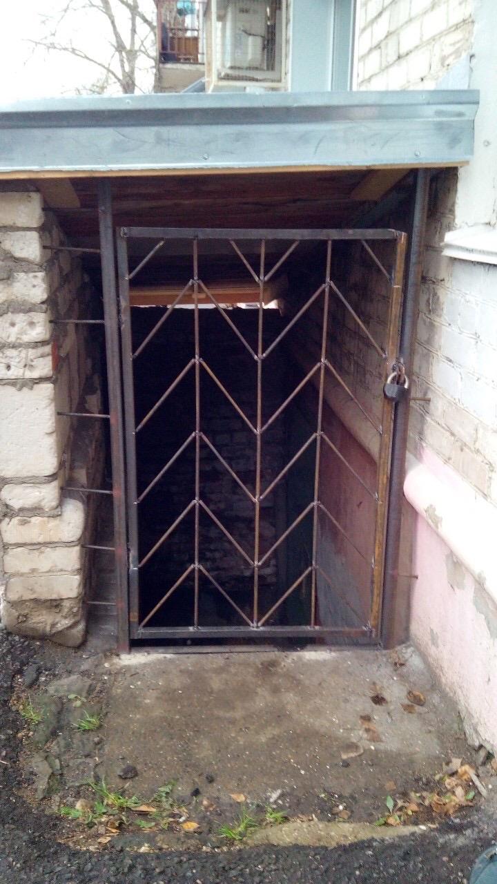 Октябрьский проспект дом 34 сварка решётки двери