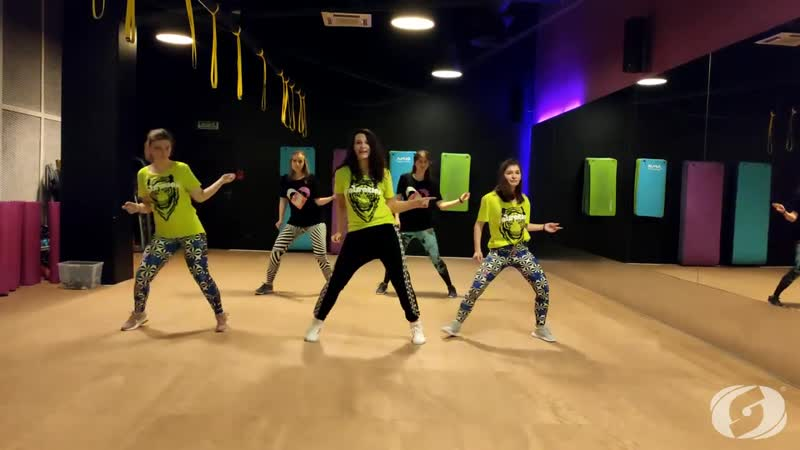 Zumba music body good shaggy ft nicky jam salsation choreography by sei wiktoria balon SW7Ii9Kb7f0 720p