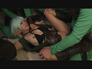 Goblin Slayer - Priestess, High Elf Archer, Cow Girl [japanese anime hentai porno sex erotic cosplay jav]