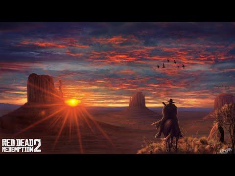 Прохождение Red Dead Redemption 2 2.Мой первый проигранный бой