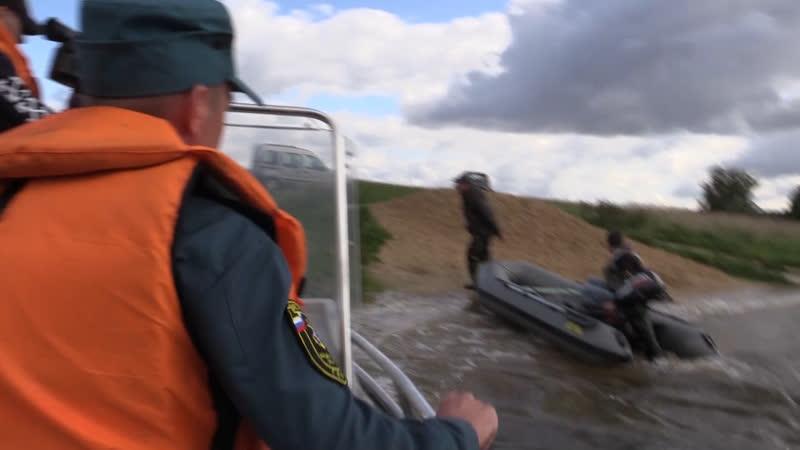 Инспекторы проверили рыбаков на Содышке