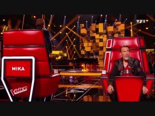 Eminem – Lose Yourself | Vincent Vinel | The Voice 2017 | Blind Audition [HD 720p]
