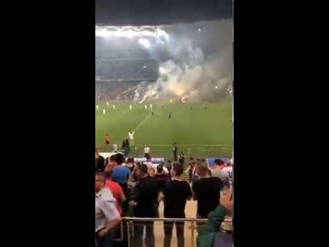 Sakarya Spor 0 2 Fatih Karagümrük Spor Tribün Şov