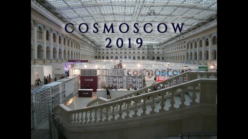 Cosmoscow 2019 7th International Contemporary Art Fair MOSCOW 2019