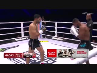 #glory62 results mohamed mezouari def. miles simson by knockout (head kick). round 1, 153