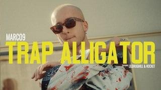 "FREE ROCKET x MARCO-9 x LILDRUGHILL Type Beat - ""TRAP ALLIGATOR"" (Prod. LONE DRUCE)"