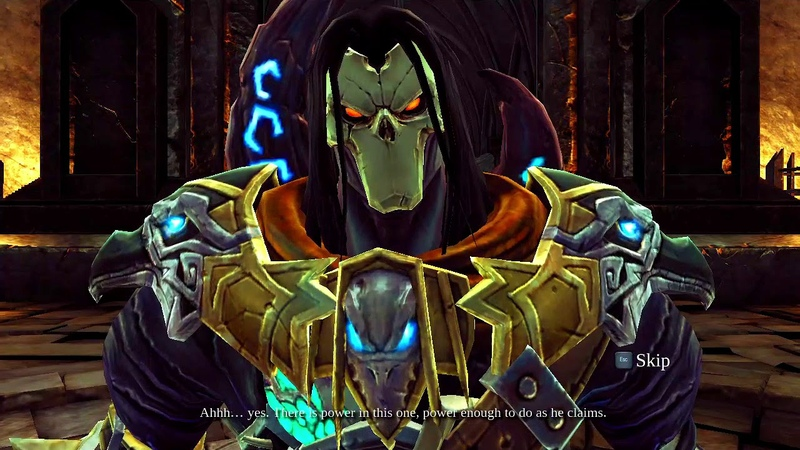 Darksiders 2 Walkthrough Part 9 Gameplay the lord of bons (castel) Xbox360 PS3 PC No Commentary HD