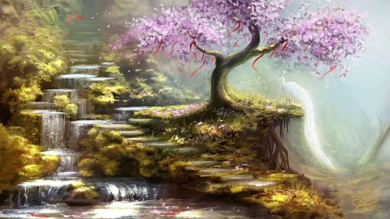 Сеанс-медитация Цветущий сад