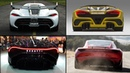 Борьба за 500км.ч! DevelSixteen, Tesla, Bugatti, Koenigsegg Jesko и Hennessey Venom F5