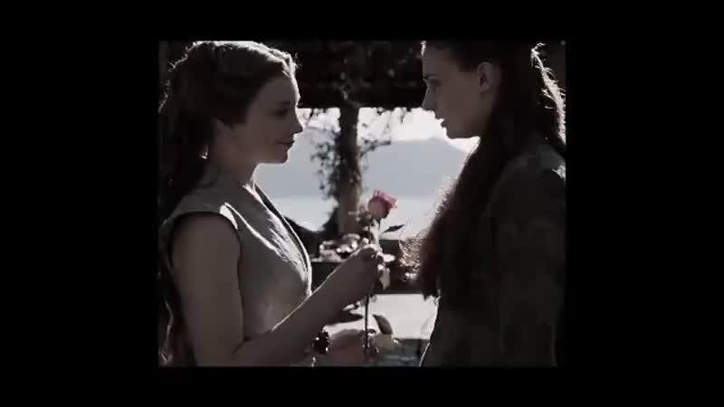 Sansaery sansa x margaery