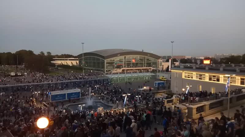 Зенит Ахмат Газпром Арена Санкт Петербург 17 08 2019 2