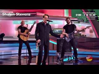 Shakin Stevens - Hit-Medley (Willkommen bei Carmen Nebel )
