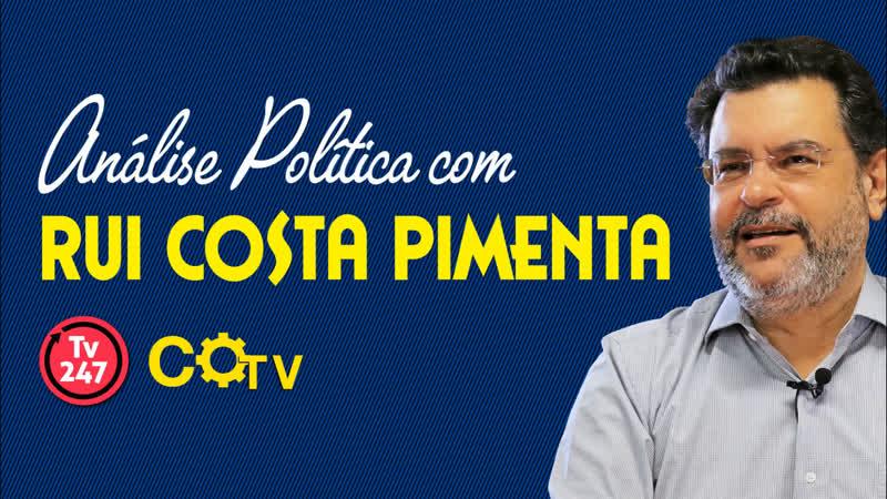 Milhares em Curitiba pela liberdade de Lula | Transmissão da Análise na TV 247 - 17/9/19
