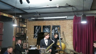 Arseny Vladimirov Quartet - Mal Waldron - Soul Eyes (LIVE at ESSE JAZZ CLUB)