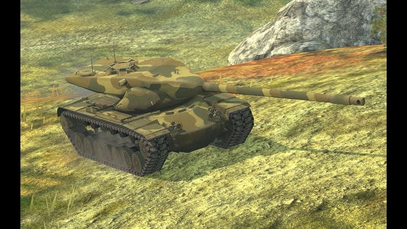 WoTBlitz T57 Heavy - 10101010101001011010101