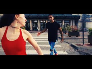 Episode 2 «la chula con la maleta» | salsa cubana @ limoges, france 2019