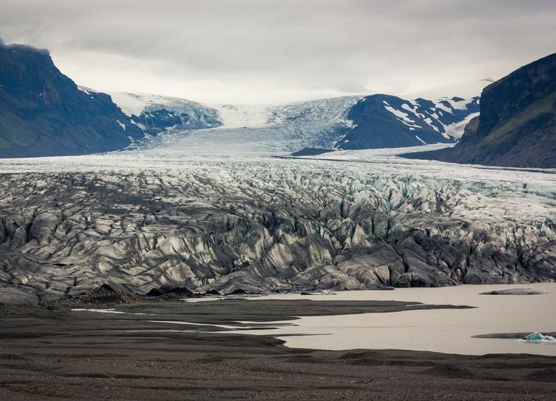 Интересные места нашей планеты Скафтафетль (Исландия), изображение №2