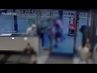 Новое видео драки A$AP Rocky и его команды