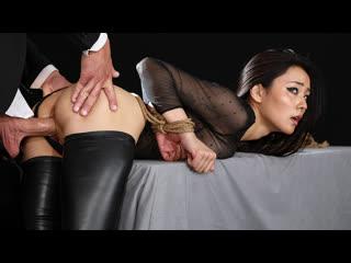 Rae Lil Black - Idee Fixe: Restraint (All Sex, Bondage, Handjob, Blowjob, Spanking, Indoors, Doggystyle, Petite, Asian)