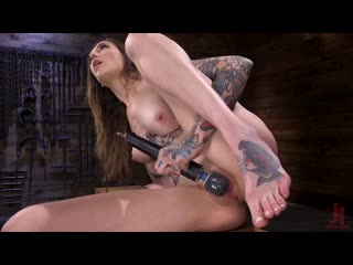 Rocky emerson sexy alt girl rocky emerson has nonstop orgasms from fucking machines