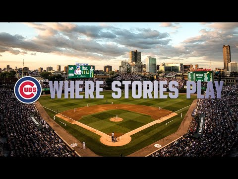 Where Stories Play Chicago Cubs