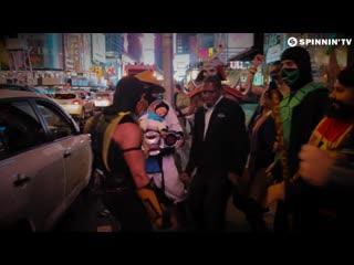 Pep & rash fatality (quintino edit) [official music video]