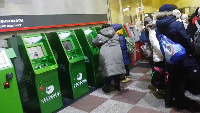 02 01 2020 Казанский вокзал Москва правда жизни от блогера Алекс Рантье