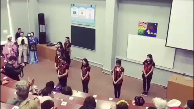 UIB Nayryz 1 курс