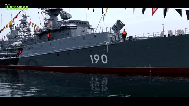 Неожиданно Россия перебросила на Север новейшее оружие