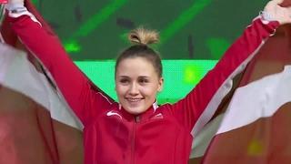 Rebeka Koha - 59 kg Bronze - 2018 World Weightlifting Championships