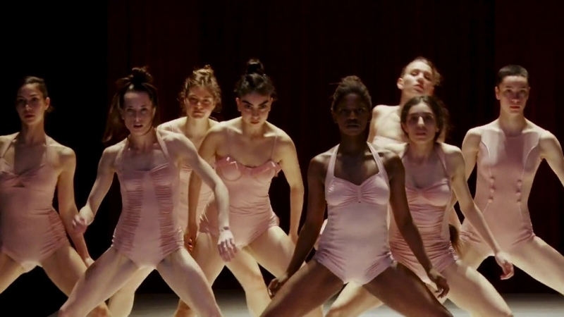 Girls Boys by Roy Assaf performed by Batsheva the Young Ensemble 2018