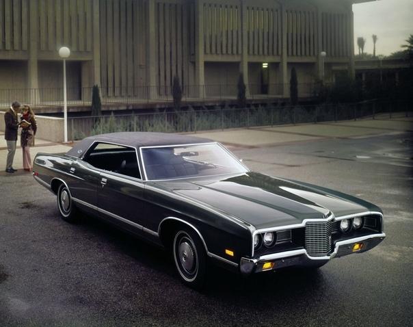 1971 Ford Galaxie