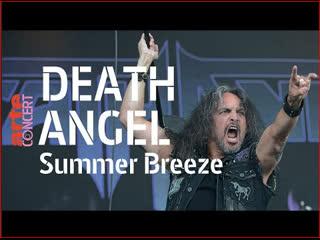 Death Angel : live  Summer Breeze  Concert