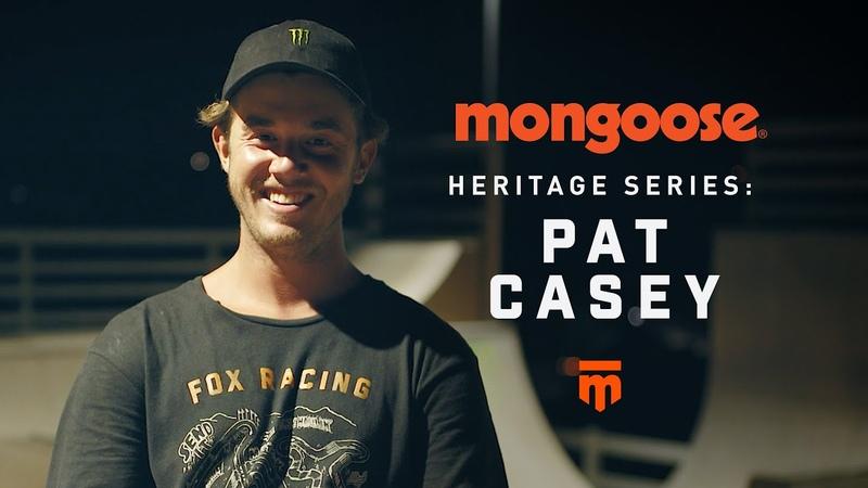 Mongoose Heritage Series Pat Casey