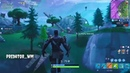 Gameplay with random 13 kills using HYBRID Outfit the black Ninja