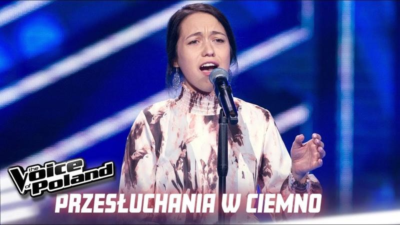 Marzena Ryt Nothing Breaks Like a Heart Przesłuchania w ciemno The Voice of Poland 10