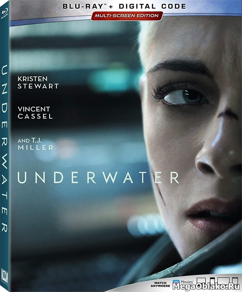 Под водой / Underwater (2020/BDRip/HDRip)