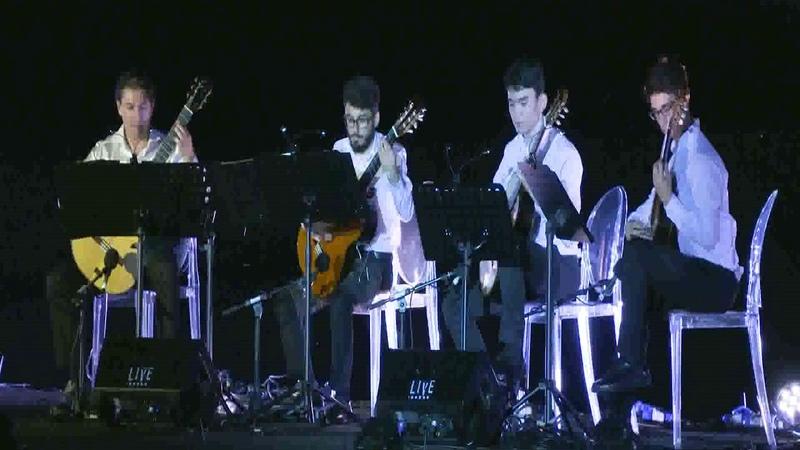 Cristian Marcia Someday in Paris Meras Notas Ensemble